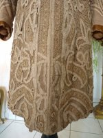 3 antique battenburg lace coat 1906