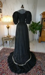 20 antique evening gown 1896
