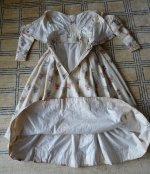 53 antique romantic period dress 1839