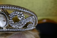 4 antique tiara 1910