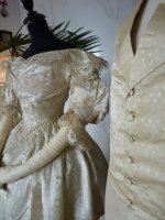 6 antique wedding ensemble 1835