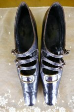 17 antique edwardian shoes 1901