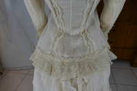 21 antique bustle lingerie 1880
