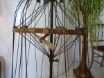12 antique wire dressmakerform 1881