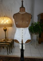 2 antique corset 1915