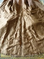 107 antique battenburg lace coat 1906