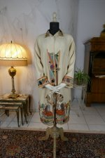 11 antique Egyptian coat 1924