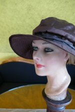 4 antique Hat 1928