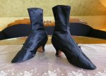 20 antique Facundo Garcia button boots 1879