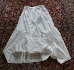 14 antique petticoat 1862