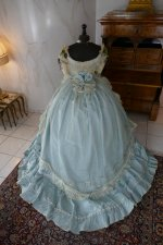 25 antique victorian ball gown 1859