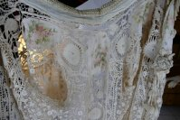 43 antique irish lace coat 1904