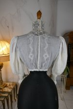 15 antique blouse 1901