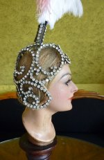 27 antique headpiece 1920