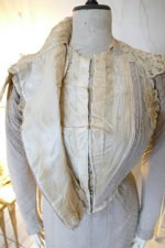 33 antique dress Redfern 1901