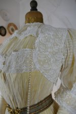 9 antique tea gown 1903