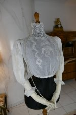 2 antique blouse 1901