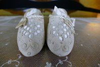 3 antique boudoire slipper 1904