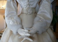 8 antique wedding dress 1876