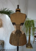 19 antique corset 1890