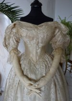 9 antique wedding ensemble 1835