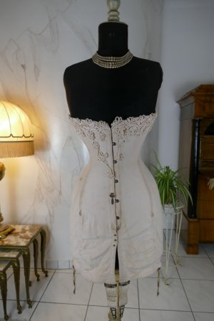 antique Corset Fibrogene 1912