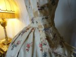 47 antique romantic period dress 1839
