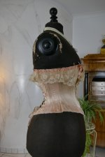 9 antique corset 1880
