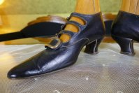 5 antique edwardian shoes 1901