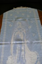 2 antique towel 1910