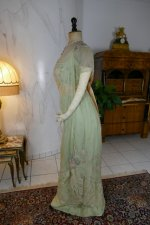 21 antique Jeanne Halle dress 1912