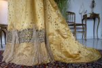 19 antique ball gown 1895