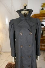 3 antique travel coat 1908