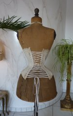 17 antique corset 1888