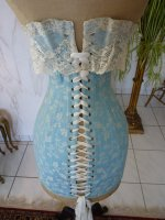 30 antique corset 1908