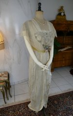 3 antique evening dress Altmann 2012