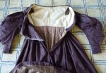 102 antique romantic period gown 1837