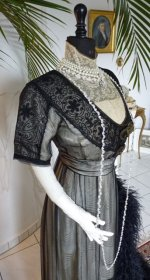 11 antique gown