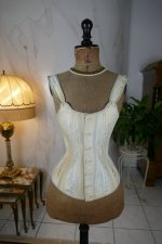 2 antique reliance corset 1899