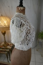 11 antique lace blouse 1916
