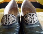 8 antique shoes Hellstern 1905