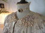 5 antique silk coat 1906