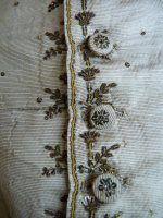 7 antique French Frock Coat 1795
