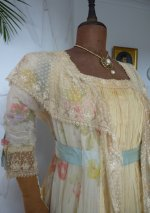 9 antique belle epoque negligee