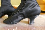 13 antique Facundo Garcia button boots 1879