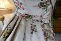 41 antique court dress 1838