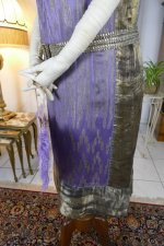 15 antique BABANI evening dress 1925