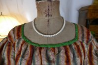 1 antique romantic Period dress 1825