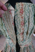 19 antique children dress 1856