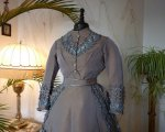 6 antique dress 1877
